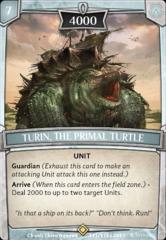 Turin, the Primal Turtle