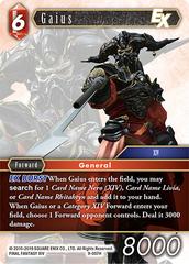 Gaius EX - 9-007H - Foil