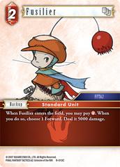 Fusilier - 9-013C - Foil