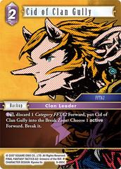 Cid of Clan Gully - 9-085C