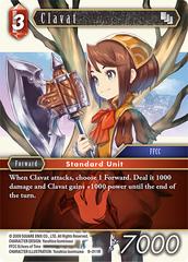 Clavat - 9-011R - Foil
