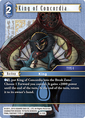 King of Concordia - 9-110C