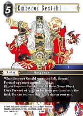 Emperor Gestahl - 9-124H