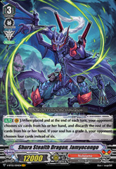 Shura Stealth Dragon, Jamyocongo - V-BT05/004EN - VR