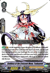 Goddess of the Crescent Moon, Tsukuyomi - V-BT05/009EN - RRR