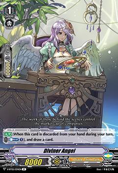 Diviner Angel - V-BT05/034EN - R