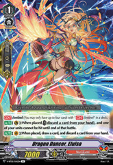 Dragon Dancer, Eluisa - V-BT05/042EN - R on Channel Fireball