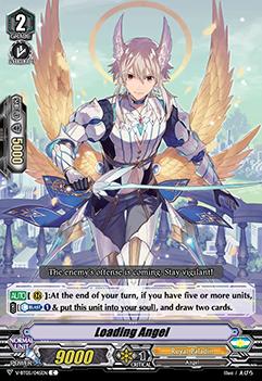 Loading Angel - V-BT05/045EN - C