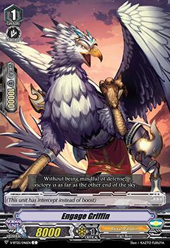 Engage Griffin - V-BT05/046EN - C
