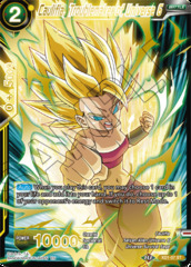 Caulifla, Troublemaker of Universe 6 - XD1-07 - ST - Foil