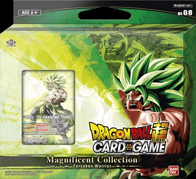 Dragon Ball Super - Expansion Set 08: Magnificent Collection - Forsaken Warrior