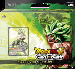 Dragon Ball Super - Expansion Set 08: Magnificent Collection - Forsaken Warrior