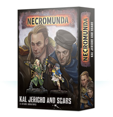 Hired Guns: Kal Jericho And Scabs