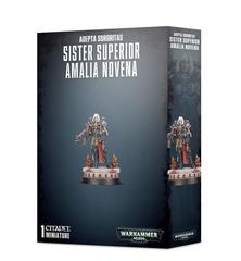 Warhammer 40k Sister Superior Amalia Novena