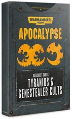 Apocalypse Datasheets: Tyranids and Genestealer Cults (Eng)