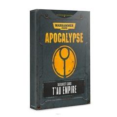 Apocalypse Datasheets: T'Au Empire (Eng)