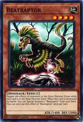 Beatraptor - RIRA-EN033 - Common - 1st Edition on Channel Fireball
