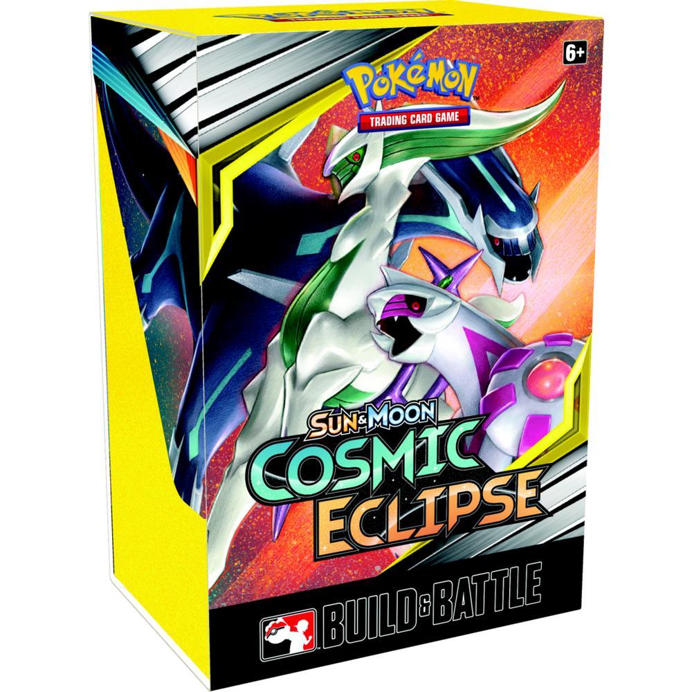 Sun & Moon - Cosmic Eclipse Build and Battle Box