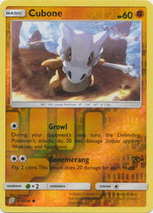 Cubone - 105/236 - Common - Reverse Holo
