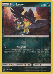 Murkrow - 128/236 - Common - Reverse Holo