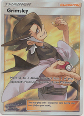 Grimsley - 234/236 - Full Art Ultra Rare on Channel Fireball
