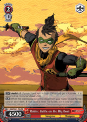 Robin: Battle on the Big Boat - BNJ/SX01-T06 - TD