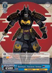 Batman: Ancient Armor - BNJ/SX01-T11S - SR