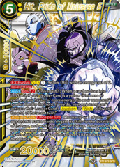 Hit, Pride of Universe 6 - BT7-079 - SPR