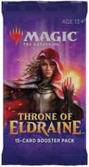Throne of Eldraine Booster Pack Español