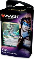 Throne of Eldraine Planeswalker Deck (Intro Pack): Oko, The Trickster
