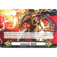 Imaginary Gift [Accel II] - Eradicator, Gauntlet Buster Dragon - V-GM2/0016EN - PR