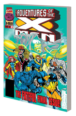 Adventures Of X-Men Gn Tp Rites Of Passage (STL133706)