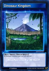 Dinosaur Kingdom - SS03-ENAS1 - Common - 1st Edition