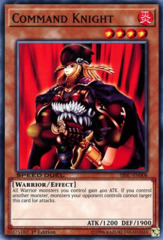 Command Knight - SBSC-EN008 - Common - 1st Edition