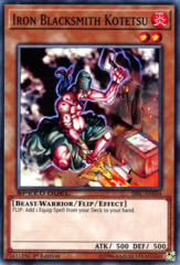 Iron Blacksmith Kotetsu - SBSC-EN034 - Common - 1st Edition
