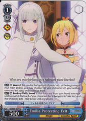 Emilia Protecting Felt - RZ/S55-E075 U