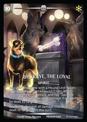 Buckeye, the Loyal (Full Art)