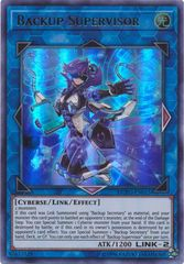 Backup Supervisor - DUPO-EN015 - Ultra Rare - Unlimited Edition on Channel Fireball