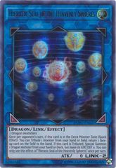 Hieratic Seal of the Heavenly Spheres - DUPO-EN027 - Ultra Rare - Unlimited Edition