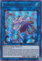 Aromaseraphy Jasmine - DUPO-EN029 - Ultra Rare - Unlimited Edition on Channel Fireball