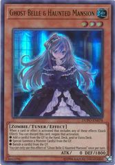 Ghost Belle & Haunted Mansion - DUPO-EN078 - Ultra Rare - Unlimited Edition