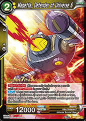 Magetta, Defender of Universe 6 - BT7-089 - C - Pre-release (Assault of the Saiyans)