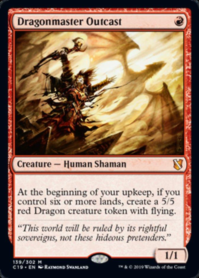 Dragonmaster Outcast