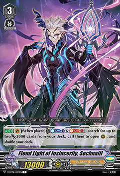 Fiend Light of Insincerity, Sechnaill - V-BT06/043EN - C