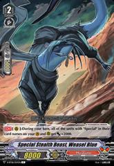Special Stealth Beast, Weasel Blue - V-BT06/054EN - C