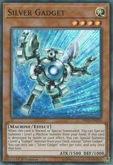 Silver Gadget - FIGA-EN010 - Super Rare - 1st Edition
