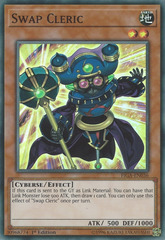 Swap Cleric - FIGA-EN036 - Super Rare - 1st Edition