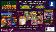 Guacamelee: One-Two Punch Collection