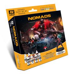 (233) Nomads Paint Set w/ Exclusive Miniature
