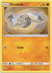 Geodude - 33/68 - Common
